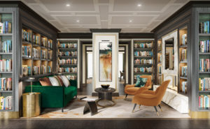 Pantry and Library - Crystal Endeavour