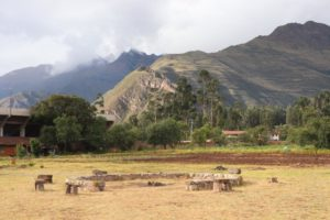 Sacred Valley Peru by Nathan Chamberlain