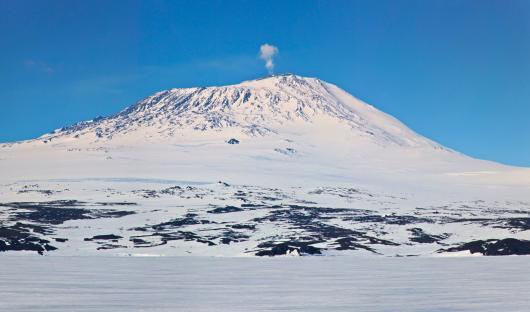 Mt Erebus