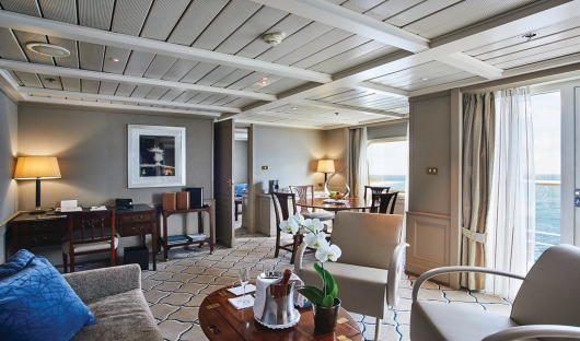 Owner's suite Silver Wind