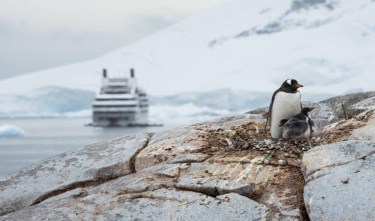 Le Lyrial Antarctica