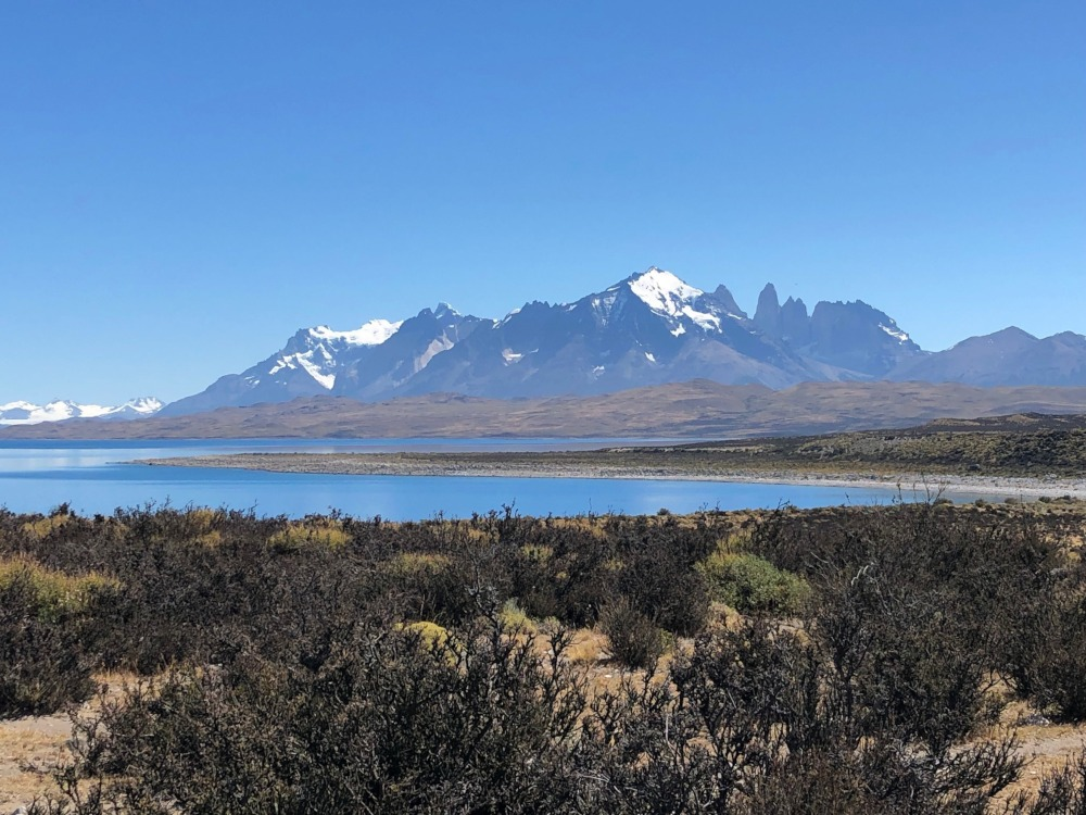 Mountains by Hugh McKay