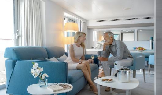Owner's Suite Grand Deluxe Suite