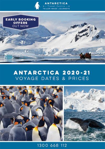Antarctica Dates