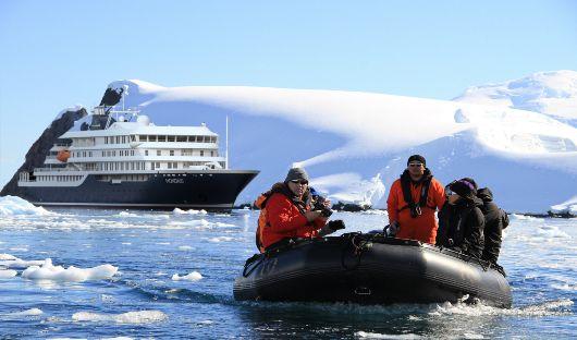 Hondius Antarctica landscape Oceanwide Expeditions