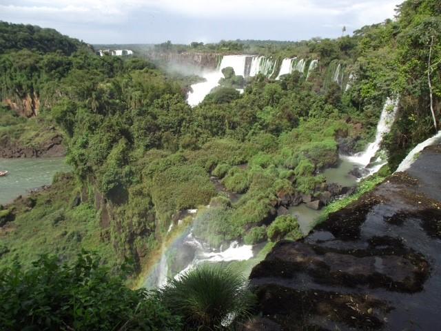 June Iguazu Falls by Alison Duncan