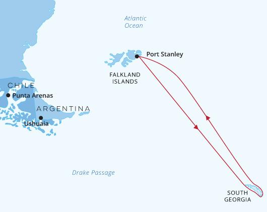 Magellan Explorer - Falklands & South Georgia