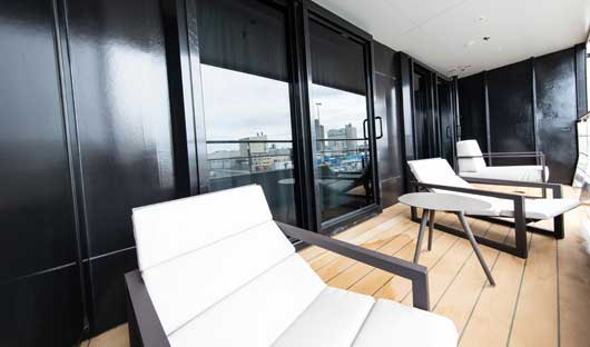 Deluxe Suite Balcony World Explorer