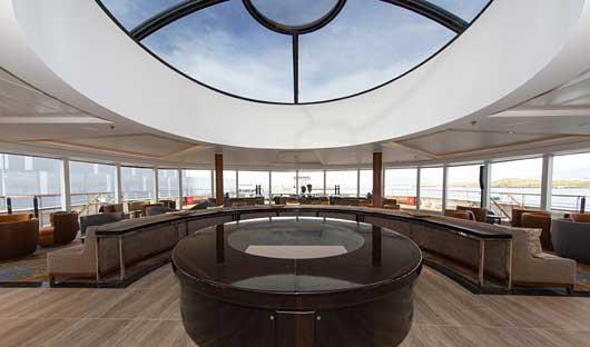 World Explorer - Observation Lounge