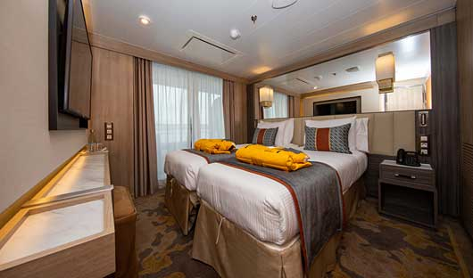 World Explorer Owners Suite