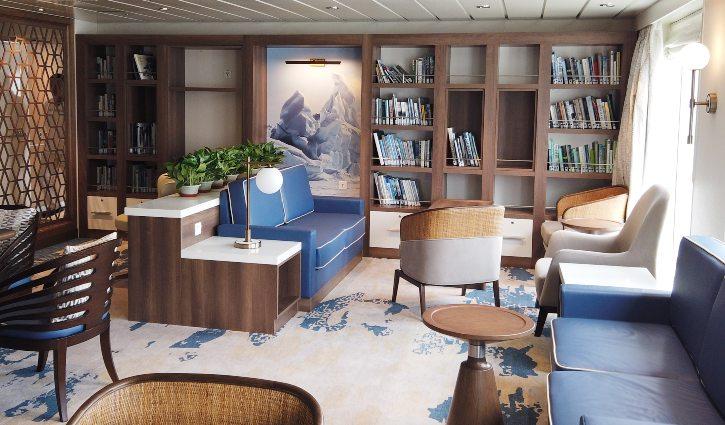 Greg-Mortimer - Library & multi-media room
