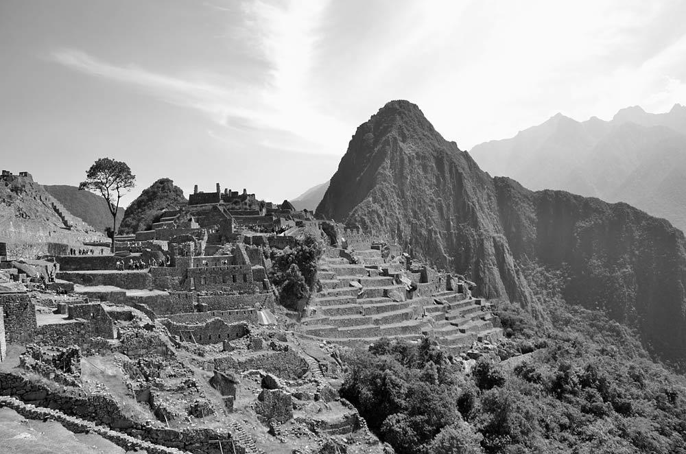 Machu Picchu, Peru - Richard Atkinson