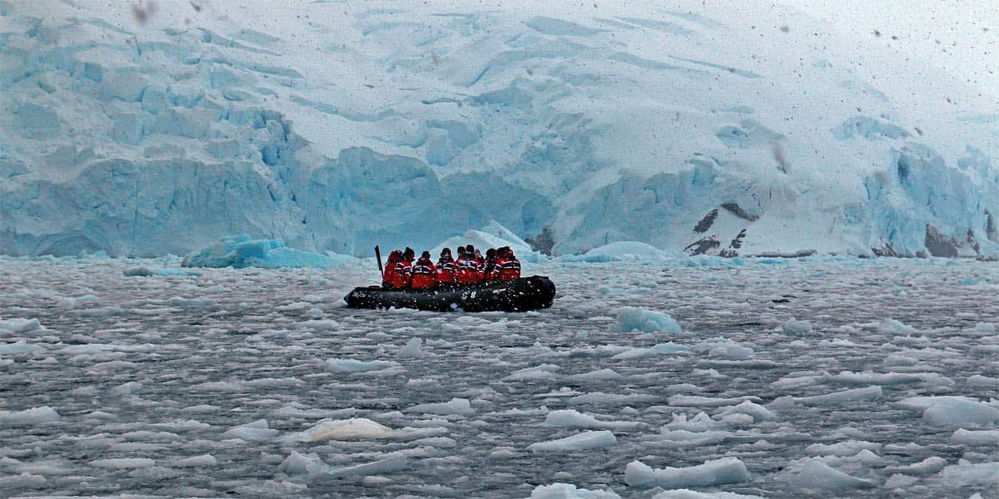Cierva Cove Antarctic Peninsula