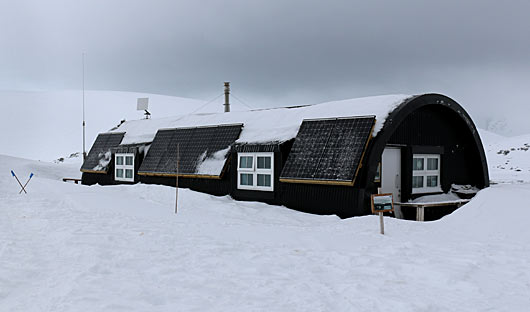 Port Lockroy Research Hut