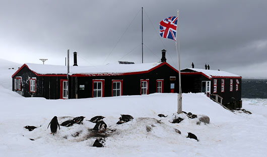 Port Lockroy Museum