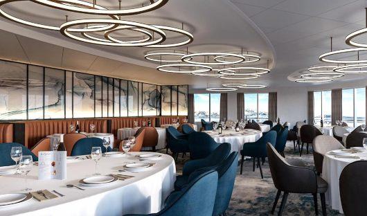 Ultramarine main restaurant