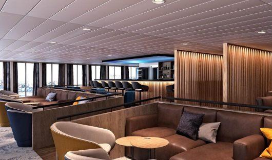 Ultramarine, Panorama Lounge