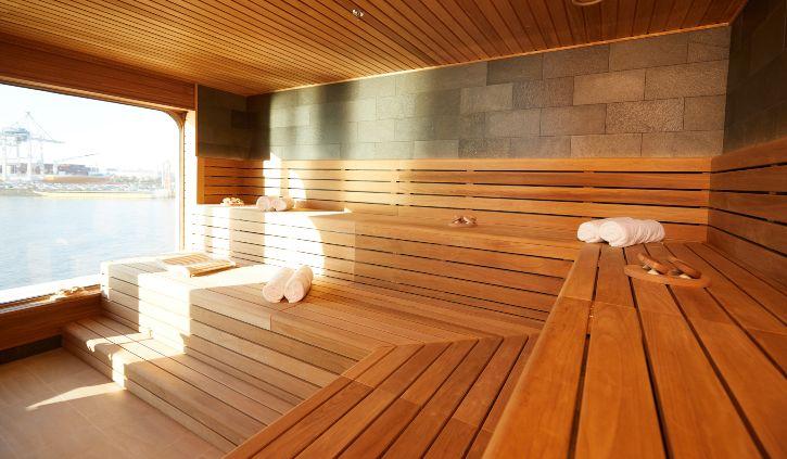 HANSEATIC inspiration sauna