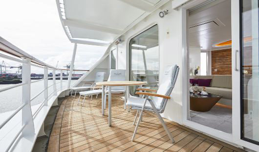 Hanseatic Inspiration, Grand Suite
