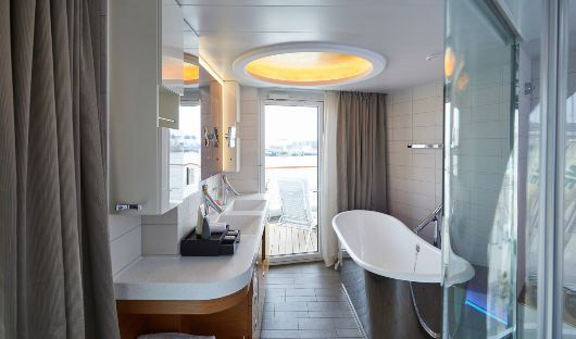 Hanseatic Inspiration, Grand Suite