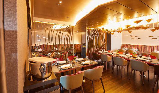 Hanseatic Inspiration, Dining Room