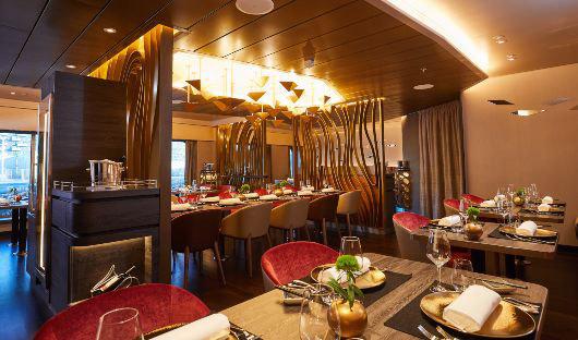 Hanseatic Inspiration, Restaurant