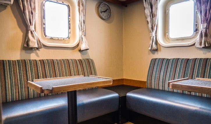 Lounge - Spirit of Enderby