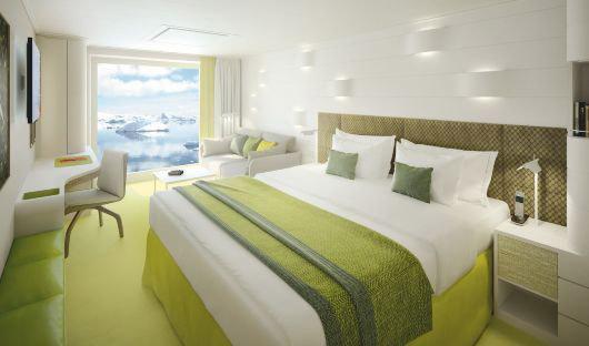Hanseatic Inspiration, Panorama Cabin
