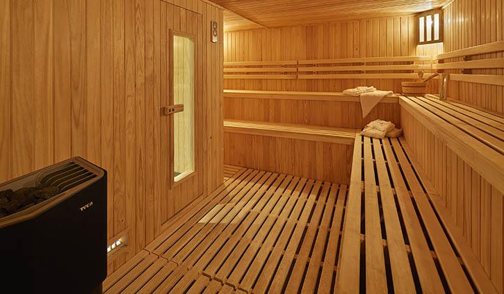 Magellan Explorer Sauna