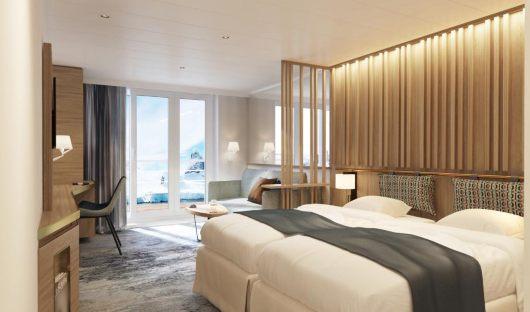 Ultramarine, Balcony Suite