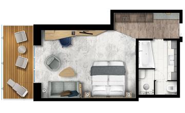ultramarine deluxe balcony suite