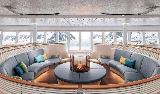 Hanseatic Inspiration Observation Lounge