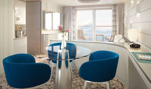 Hanseatic Inspiration, Junior Suite