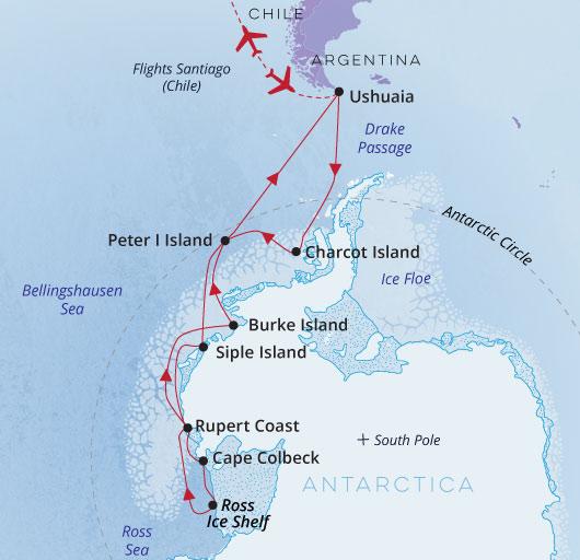 Le Commadant Charcot Ross Sea