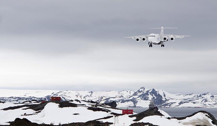 Antarctica XXI Fly-Cruise