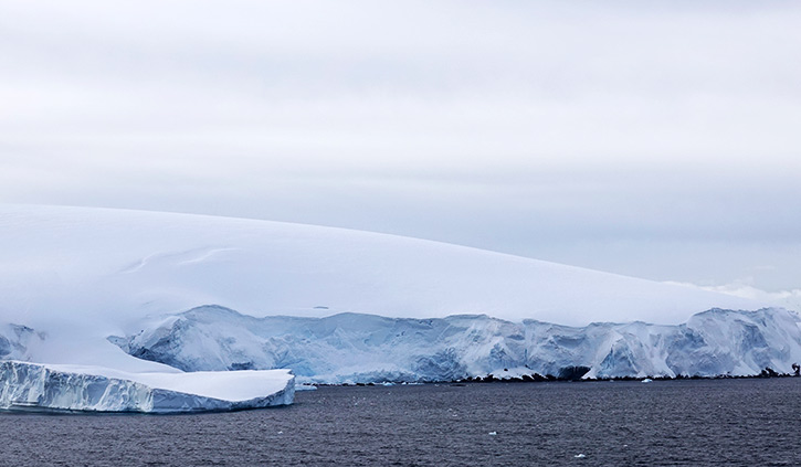 Antarctica Island