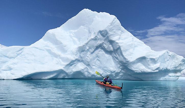 Antarctica - Kayaking - Cinzia