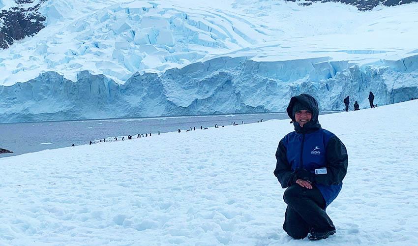 Cinzia Antarctica