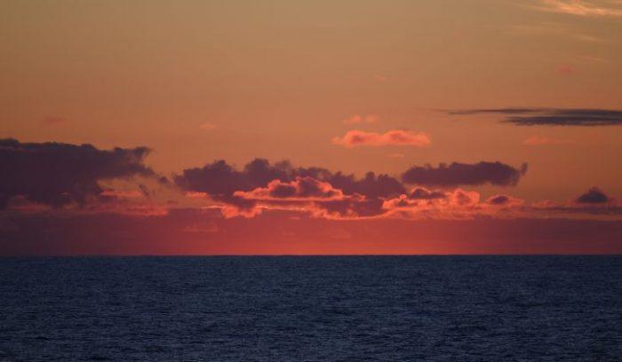 Drake Sunset