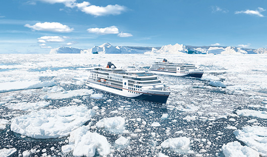 Hanseatic Inspiration Antarctica