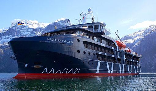 Magellan Explorer - External