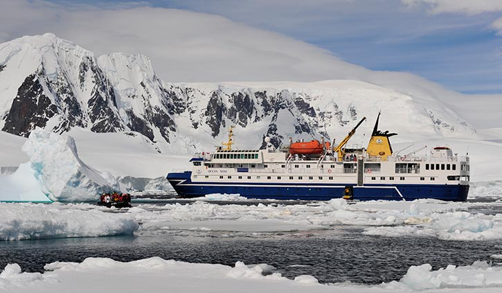 Ocean Nova Fly-Cruise