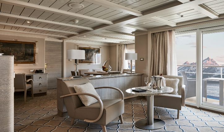 Silver Cloud - Owners Suite