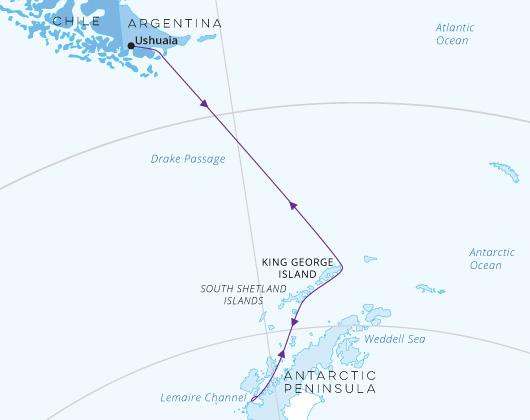 Greg Mortimer - Christmas in Antarctica