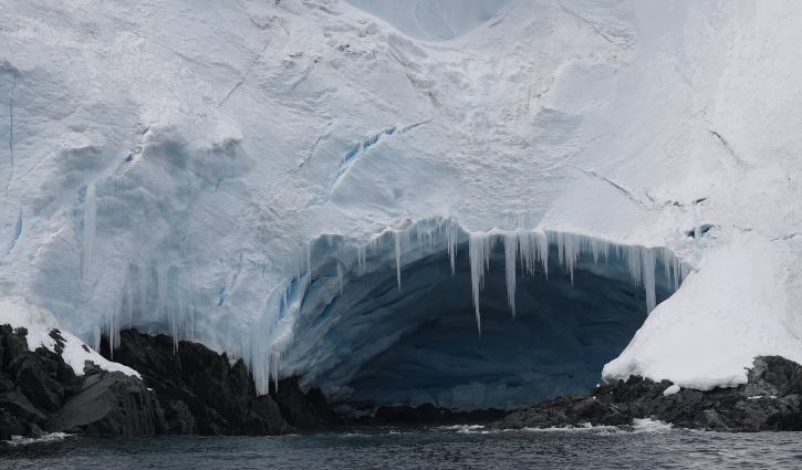 Antarctica Icewall