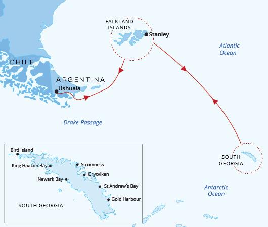 Sylvia Earle - Subantarctic Safari