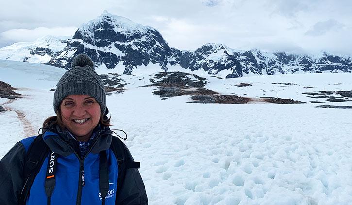Cinzia Antarctica Profile