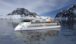 Sylvia Earle - Exterior Ship Render