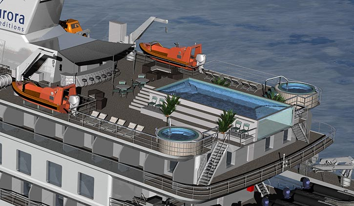 Sylvia Earle Swimming Pool