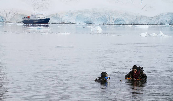 Polar Diving Oceanwide